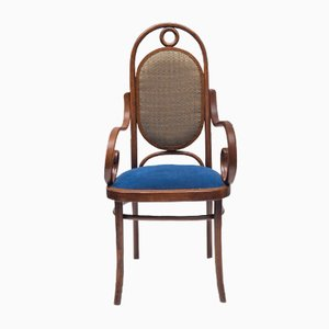 Beech Bentwood Chair by Michael Thonet, 1960s