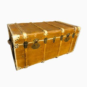 Large Antique Trunk, 1900s