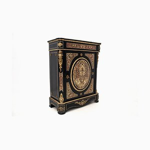 Antique Boulle Cabinet