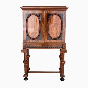 Antique Eclectic Cabinet