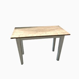 Antique Rustic Dining Table