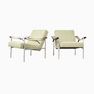 Model SZ38/SZ08 Easy Chairs by Martin Visser for t Spectrum, 1960s, Set of 2