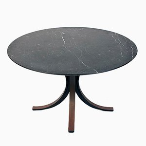 Marble Table by Osvaldo Borsani for Tecno