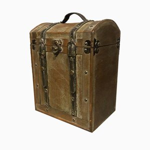 Small Antique Trunk, 1930s