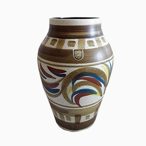 Vintage German Model 319 Vase from Fohr Keramik, 1960s