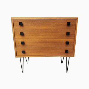 Scandinavian Chest of Drawers, 1950s