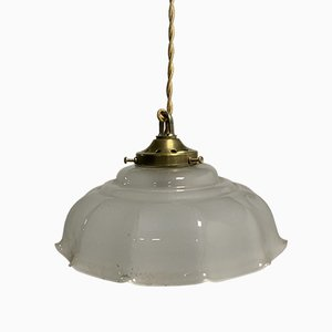 Italian Kitchen Ceiling Lamp, 1930