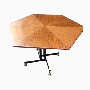Mid-Century Dining Table by Ignazio Gardella, 1950s