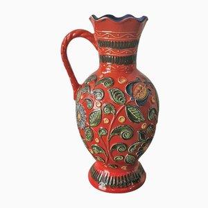 Große Vintage Vase von Bay Keramik, 1960er