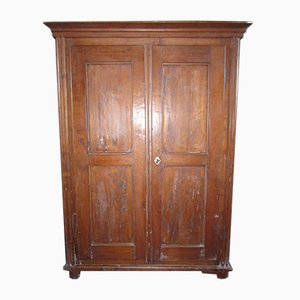 Antique Poplar Cabinet