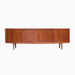 Mid-Century Danish Sideboard in Teak from ACO, 1960s