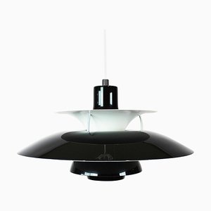 Black PH5 Lamp by Poul Henningsen for Louis Poulsen, 2010