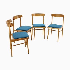 Dining Chairs from Thonet, 1970s, Set of 4