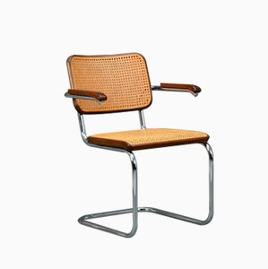 Brown S64 Cantilever Chair by Marcel Breuer for Thonet, 1970s