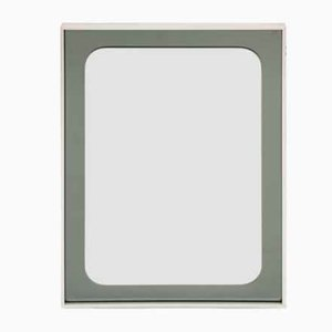 Belgian 2-Tone Mirror from Knitter Duro, 1980s
