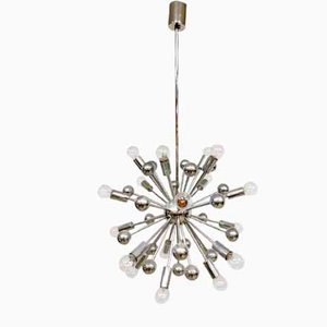 Space Age Sputnik Chandelier from Cosack, 1970s