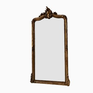 Large 19th Century Louis XV Style Mirror