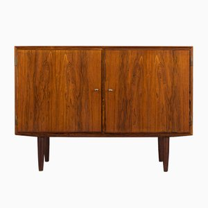 Danish Rosewood Sideboard by Carlo Jensen for Hundevad & Co., 1960s