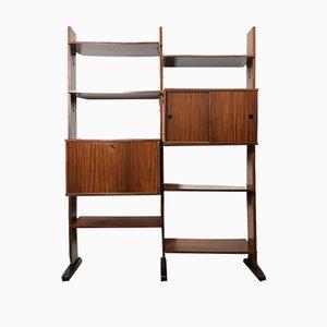 Mid-Century Italian Shelf, 1950s