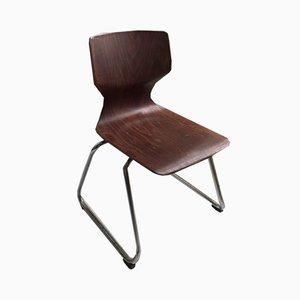 Chaise pour Enfant en Pagholz de Flötotto, 1960s