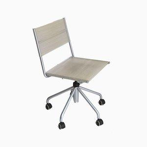 Vintage Italian Model Miss B Desk Chair by Tito Agnoli for Bonacina, 1990s