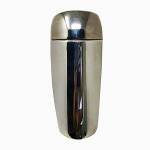 Space Age Italian Silver Plated Shaker, 1960s