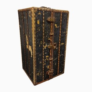Antique Steamer Trunk, 1920s