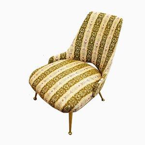 Italian Chamber Chair, 1950s