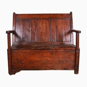 Walisische Box Settle, 1760er