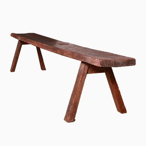 English Low Bench, 1820s
