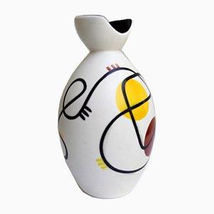 Ceramic Vase from Ceramiche Campionesi, 1950s