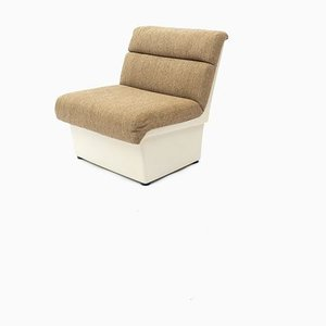 Space Age Model N8 Lounge Chair from Gispen, 1970s