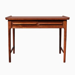 Rosewood Console Table by Torbjørn Afdal for Mellemstrands Trevareindustri AS, 1950s