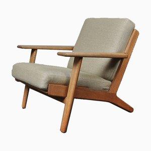 Model GE290 Lounge Chair by Hans J. Wegner for Getama, 1950s