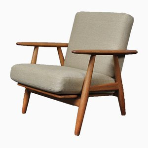 Model GE240 Cigar Chair by Hans J. Wegner for Getama, 1950s