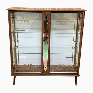 English Display Cabinet, 1970s