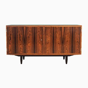 Mid-Century Rosewood Cabinet by Carlo Jensen for Hundevad & Co.