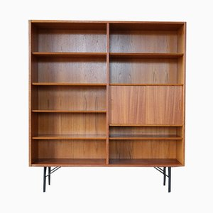Mid-Century Danish Teak Shelf from Hundevad & Co., 1960s