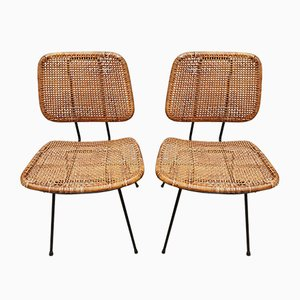 Mid-Century Side Chairs by Dirk Van Sliedregt for Gebr.Jonkers, 1960s, Set of 2