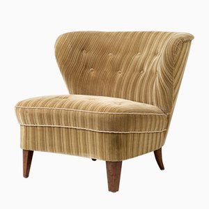 Mid-Century Easy Chair by Gösta Jonsson