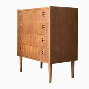 Mid-Century Danish Teak Chest of Drawers from Sejling Skabe, 1960s
