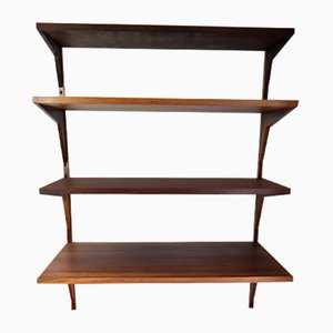 Danish Rosewood Shelving Unit Set by Poul Cadovius for Cado, 1960s