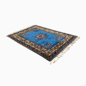 Moroccan Handmade Woolen Rug, 1950s