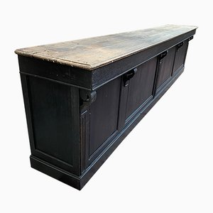 Large Antique Counter