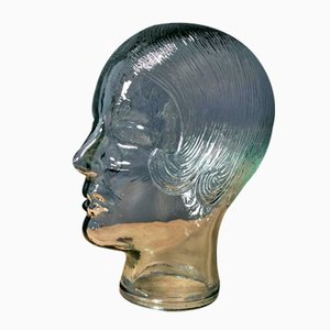 Women's Glass Head, 1920s