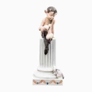 Faun Figurine von Royal Copenhagen, 1966