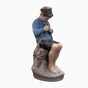 Boy Figurine von Royal Copenhagen, 1990er