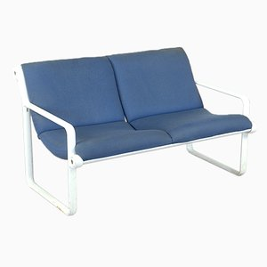 Model 2011 Couch by Bruce R. Hannah & Andrew Ivar Morrison for Knoll, 1975
