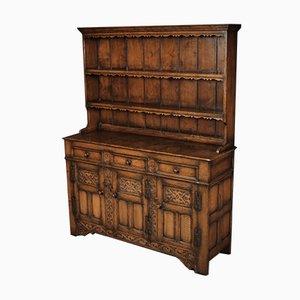 Vintage Ipswich Oak Dresser, 1920s