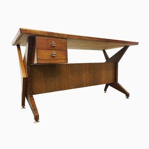 Mid-Century Italian Desk by Gio Ponti, 1960s
